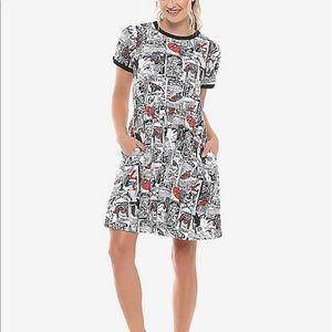 Spider-Man Dress 3X Hot Topic 🕷🕸 NEW